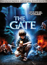 La puerta (The Gate) (1987)