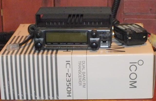 Icom IC-2350H