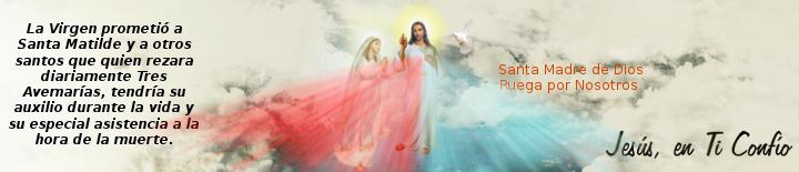 imagen de la madre de dios y la misericordia de jesus