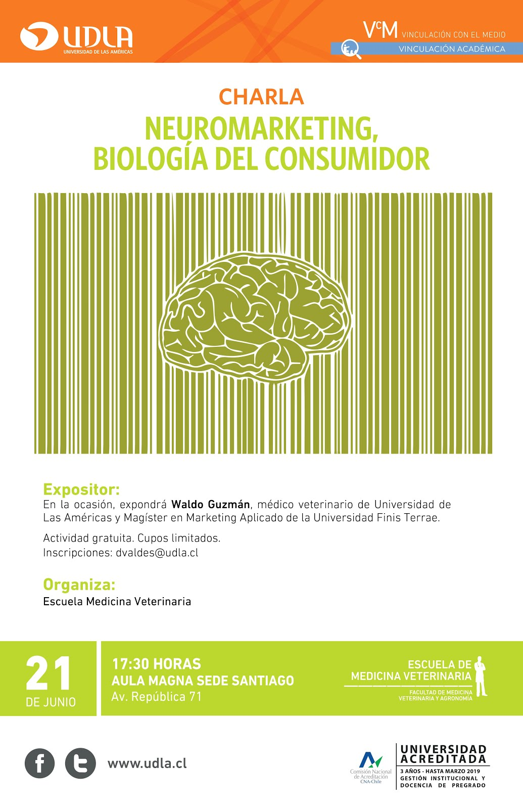 Charla Neuromarketing
