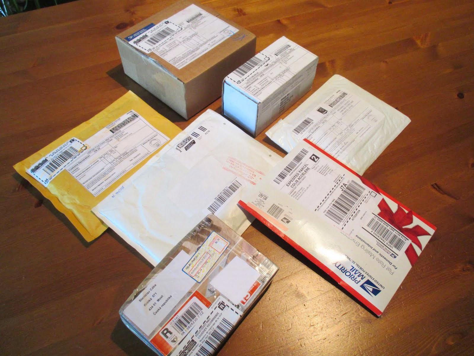 Les 7 paquets