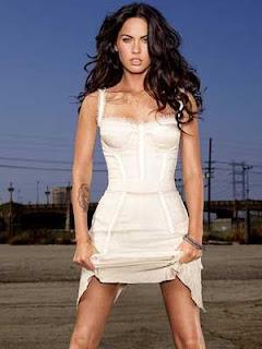 Ini Dia Tips Tubuh Seksi Megan Fox