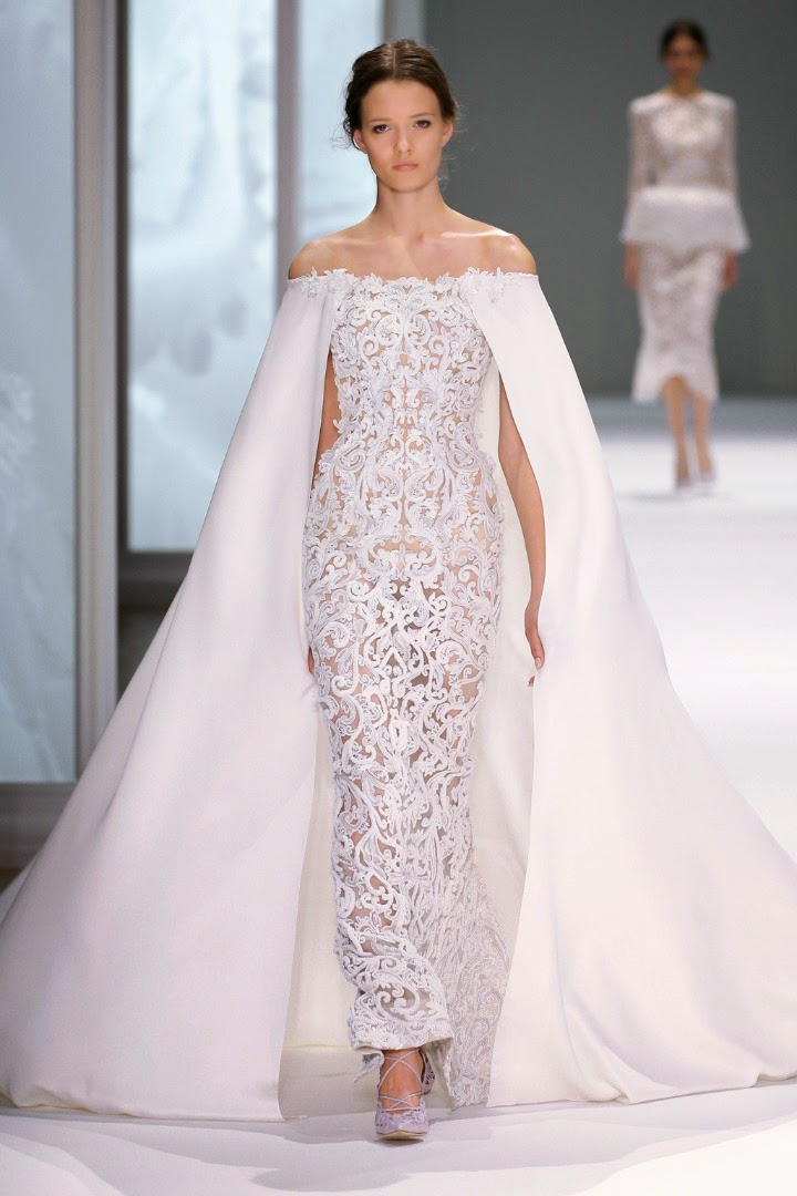 Spring/Summer 2015, SS15, Ralph and Russo SS15 Collection, Spring Inspiration,