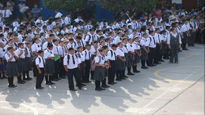 colegios privados, colegios públicos