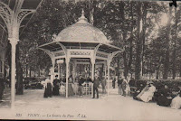 Carte Postale Ancienne : Vichy, Allier.
