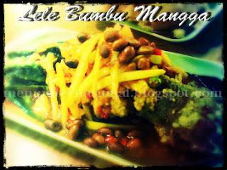 Lele Bumbu Mangga