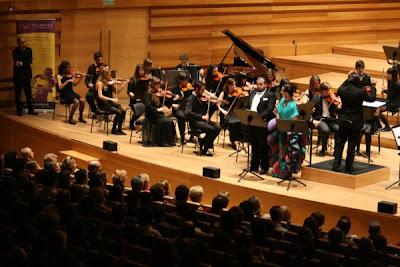 Joven Orchesta Sinfónica de Valladolid   08.de Abril en Hotel AR Diamante Beach de Calpe
