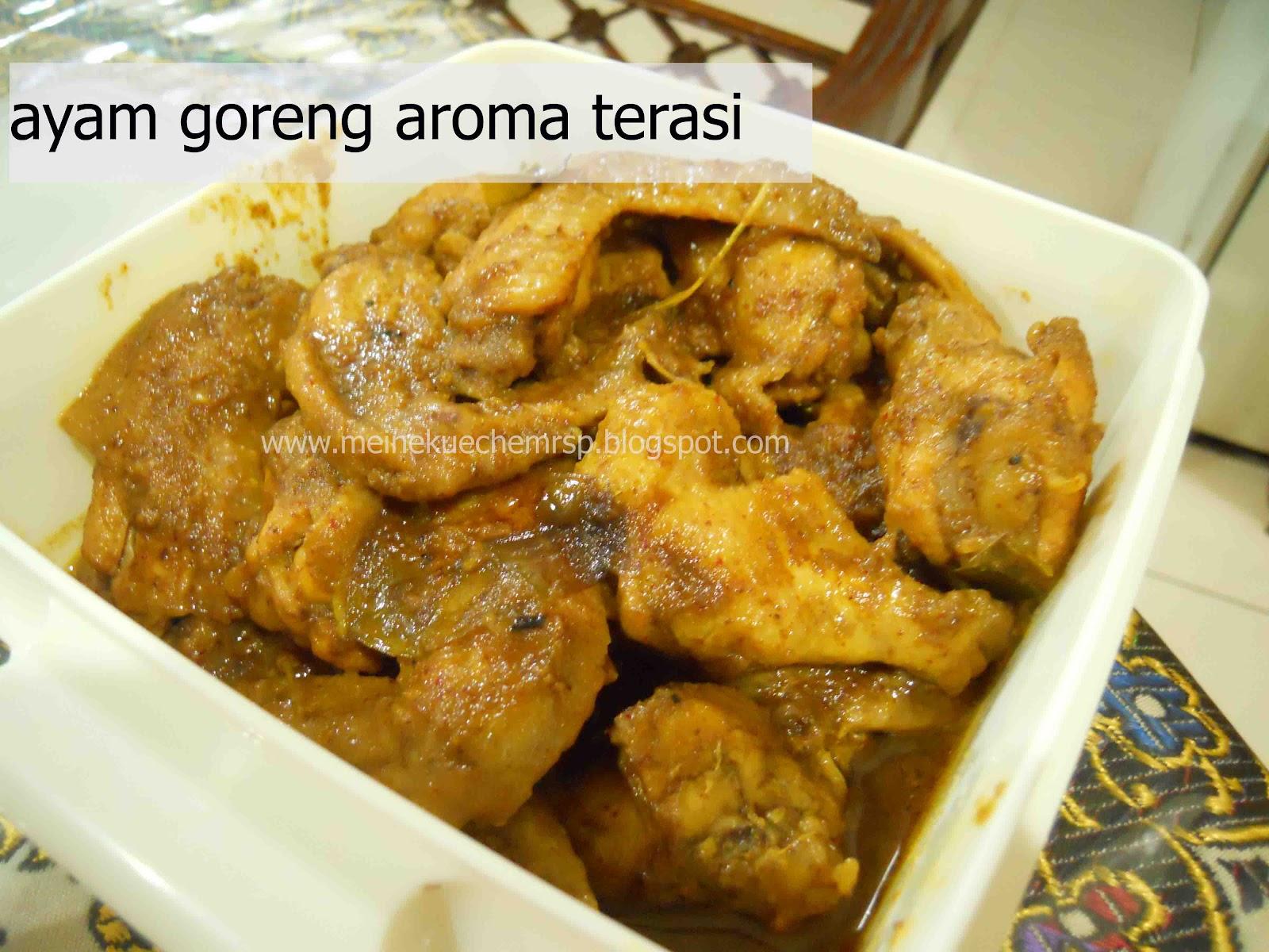 Ayam Goreng Aroma Terasi