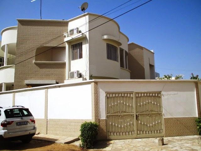 Maison a louer a Hann Mariste - immobilier senegal | Appartements ...