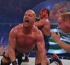 World Sport Life: Kurt Angle Ankle lock