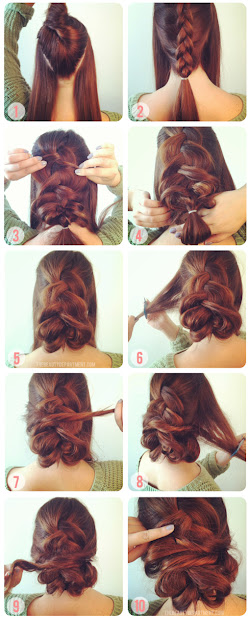 love hairstyle french
