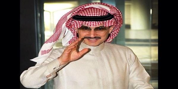 الوليد يبيع حصته فى الشرق الاوسط بمبلع 223 مليون دولار