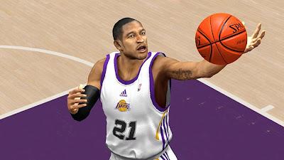 NBA 2K13 Chris Duhon Face Update 2K Mods