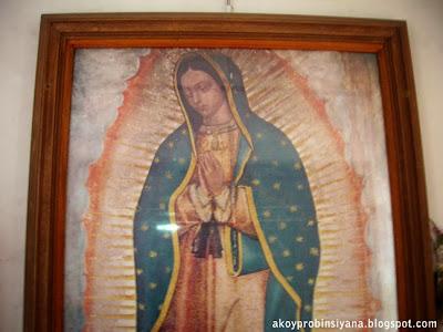 Adoration Chapel Mama Mary