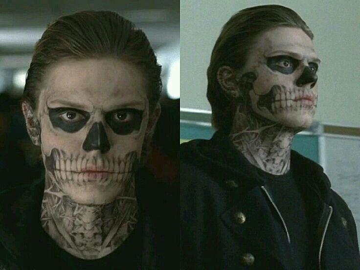 Estremamente Art For Art's Sake: Skull Tate Langdon from American Horror Story  ST47