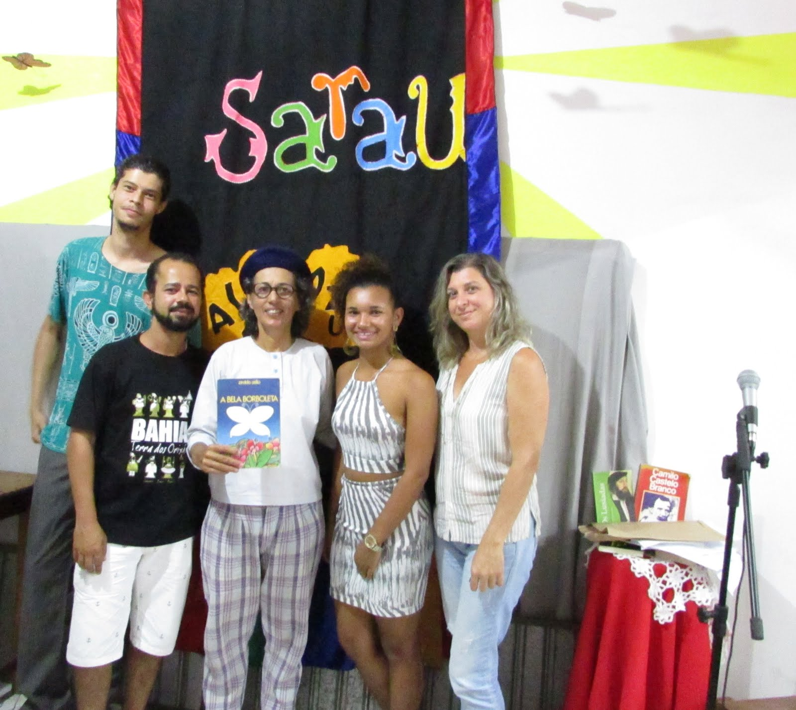 III Sarau Alacazum 2018