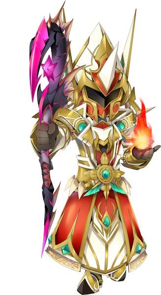 Dragomon Hunter wizard