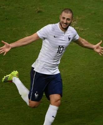 França atropela a Suíça em Salvador e chega aos 8 gols na copa