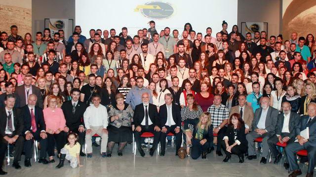 Ιστορική αυλαία για τη 2η Παγκόσμια Συνδιάσκεψη Ποντιακής Νεολαίας