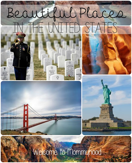 FREE Montessori printables: United States pre-reading cards for toddlers, preschoolers, and kindergartners! These cards contain beautiful images of the United States that you can use to introduce your kids and students to the United States of America! #montessori, #toddleractivities, #preschoolactivities, #homeschoolactivities, #montessoriprintables,