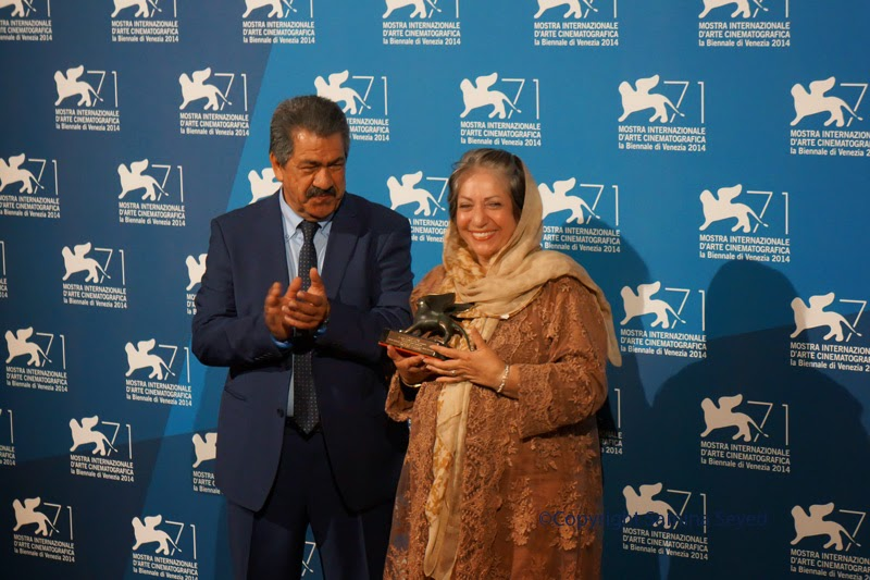 Rakhshan Banietemad, Best Screenplay, رخشان بنی اعتماد‎