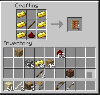 Le crafting dans minecraft minecraft soluce crafter des - Comment faire un evier dans minecraft ...