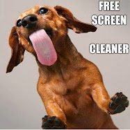 Screen cleaner!