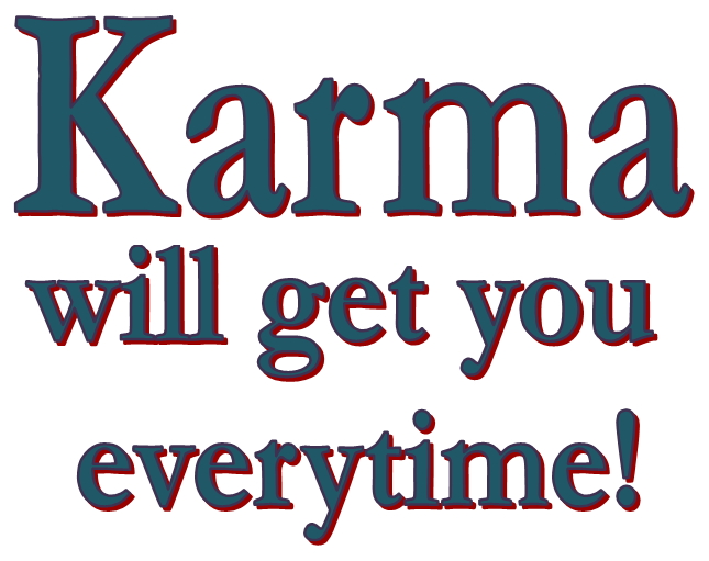 POOFness for Mar 20: Dreams Karma+Will+Get+You+Everytime