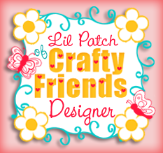 Lil Patch of Crafty Friends DT
