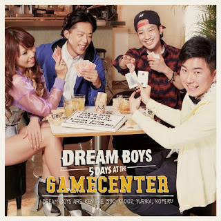 DREAM BOYS - 5DAYS AT THE GAME CENTER