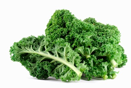 Eating too much kale