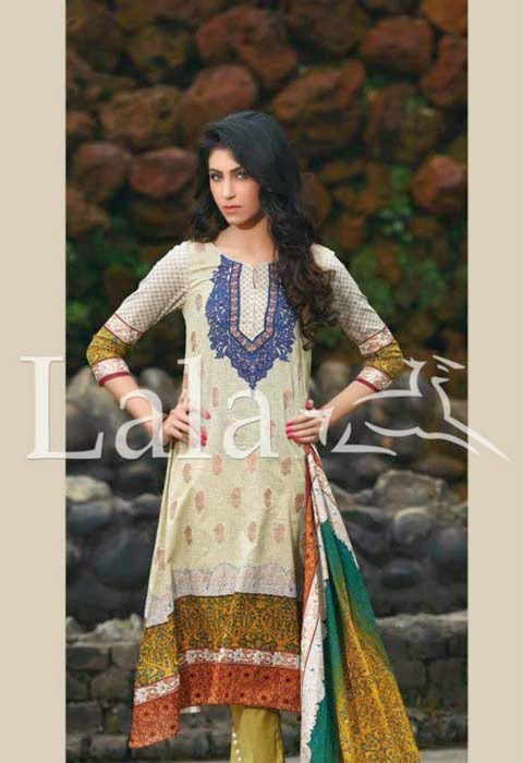 sana samia spring lawn collection by lala 4