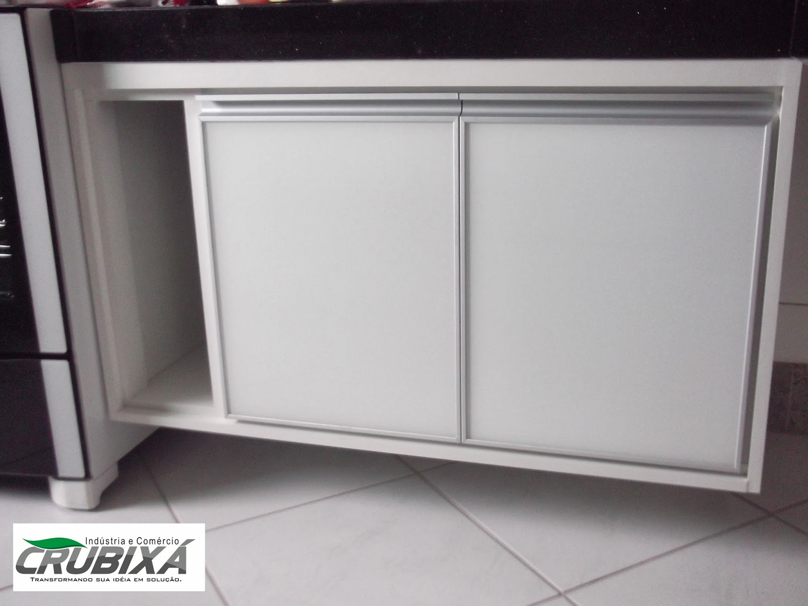 Crubix marcenaria esquadria e metalurgica - Perfiles de aluminio para armarios ...