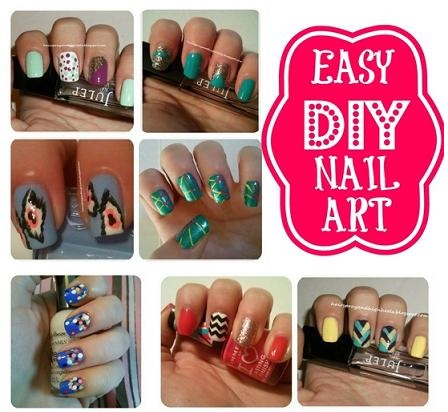 How To Do DIY Nail Art At Home