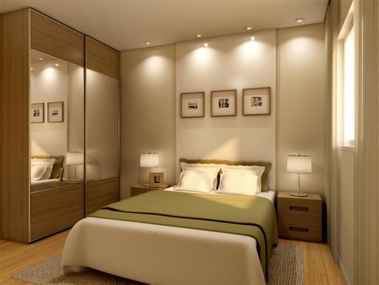 quarto de casal,simples
