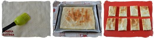 Pizza Sfoglia alla Crema