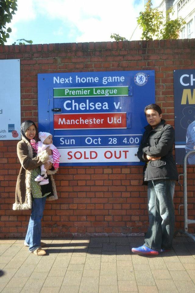 Stadium Stamford Bridge.