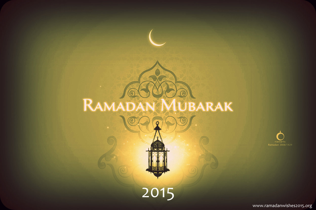 Ramadan Wishes 2015 in English