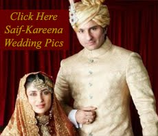 Saif-Kareena Wedding News & Pics