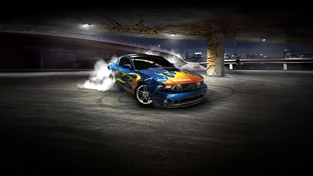 L.A. Car Drifting