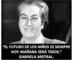 Gabriela Mistral, vida y obra de Gabriela Mistral, imagenes de Gabriela Mistral, Literatura chilena