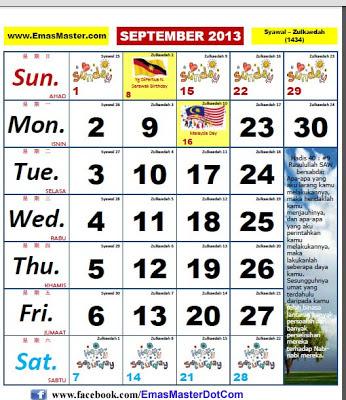 346 x 400 jpeg 71kB, Kalender Malaysia Cuti sekolan Cuti umum kalendar ...