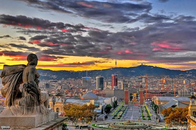 Dicas de Barcelona - Montjuic