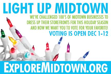 MBA's Light Up Midtown Contest