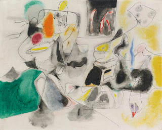 arshile gorky impatience sold out sotheby's