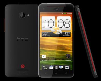 Gambar HTC Butterfly