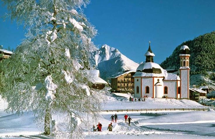 Seefeld, Tyrol,Austria