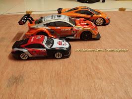 Ô tô điều khiển RC Drift Porche, Lexus GTR, McLaren P1