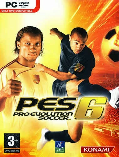 PES6 new Cover