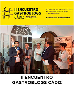 Todo sobre el II Encuentro GastroBlogs Cádiz